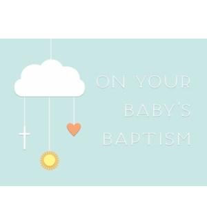 NB/Baby Baptism Mobile