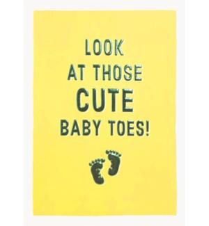 NB/Cute Baby Toes