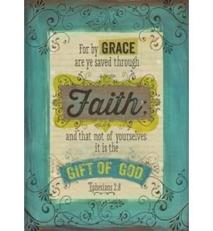 BL/For It Is By Grace