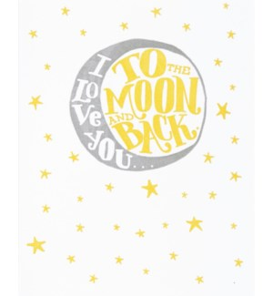 ED/To The Moon And Back