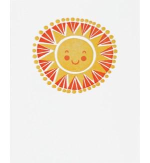 ED/Yellow And Orange Sun