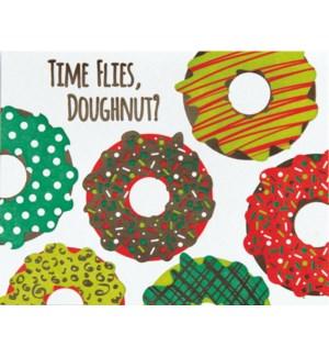 ED/Time Flies Donut