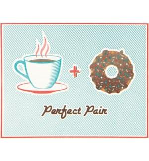 ED/Coffee And Donut