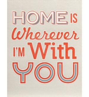 EDB/Wherever Im With You