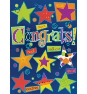 CO/Congrats Stars
