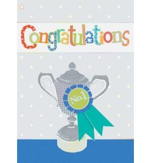 CO/Congratulations Trophy