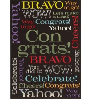 CO/Congratulations Phrases