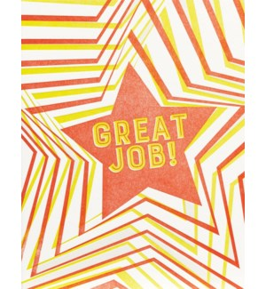 CO/Great Job Star