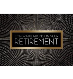 RT/Retirement On Radiating