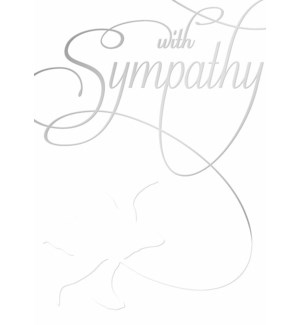 SY/Silver Sympathy With Emboss