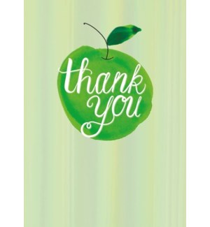TY/Green Apple Thank You