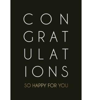 CO/Congratulations So Happy