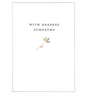 SY/Deepest Sympathy Flower