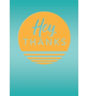 TY/Hey Thanks