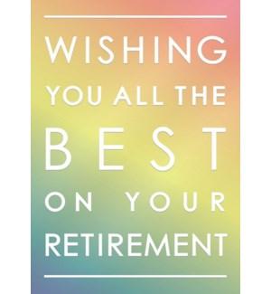RT/Retirement Rainbow