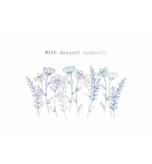 SY/Wildflower Sympathy
