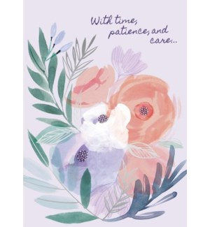 SY/Sympathy Watercolor Floral