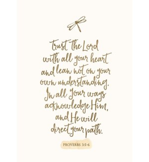 SY/Trust The Lord