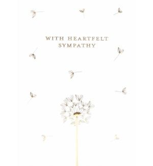 SY/Sympathy Gold Dandelion