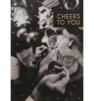 CO/Cheers To You Sparklers