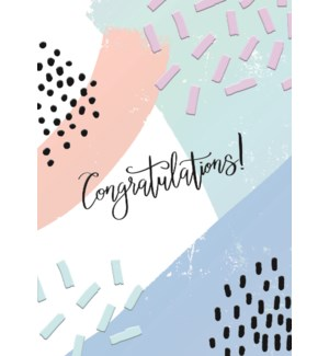 CO/Painterly Congrats