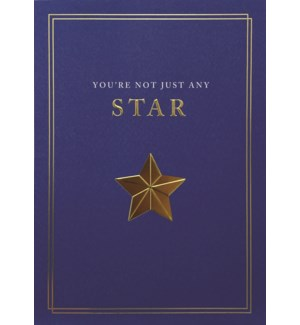 CO/You're Not Just Any Star