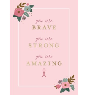 HW/Brave Strong Amazing