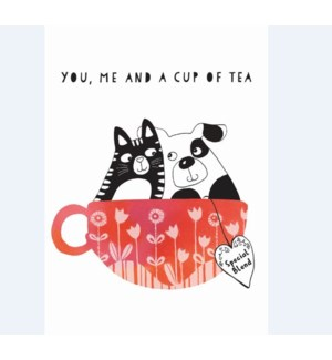 RO/You Me And A Cup Of Tea