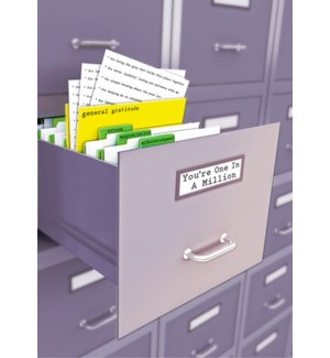 ADM/Open Drawer With Files