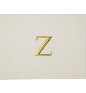 NOTES/Serifina Z Initial