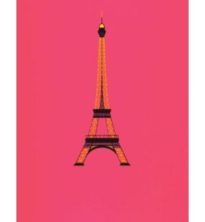 NOTES/BLANK Eiffel Tower