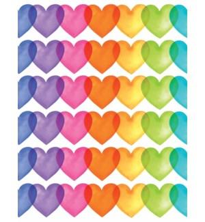 NOTES/Rainbow Hearts