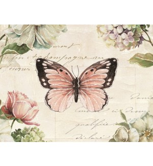 NOTES/Vintage Butterfly