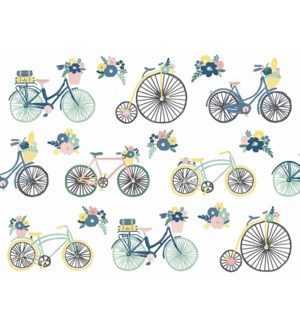 NOTES/Bicycle Collage