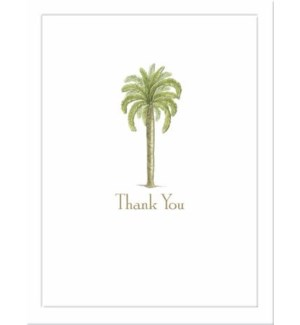NOTES/TY Palm Tree