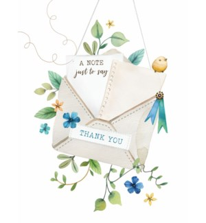 NOTES/Thank You Leaves
