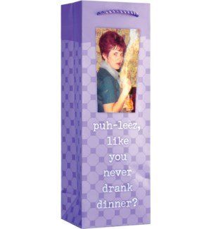 BOTTLEBAG/Never Drank Dinner