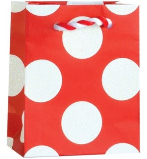 GIFTBAG/Dotte Grande Red Mini