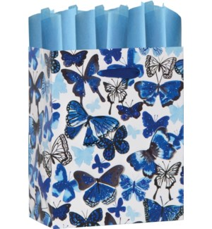 GIFTBAG/Indigo Butterfly SM