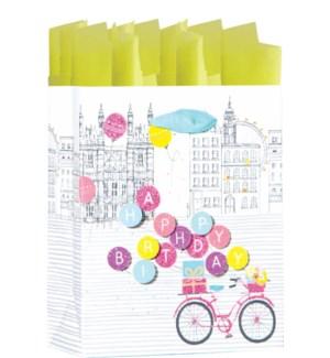 GIFTBAG/Birthday Bike SM