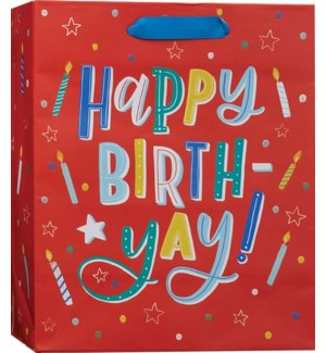 GIFTBAG/Happy BirthYay Small