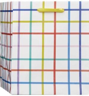 GIFTBAG/Color Play-Plaid