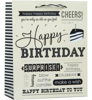 GIFTBAG/Birthday Expressions M