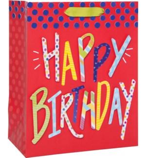 GIFTBAG/Birthday Pop M