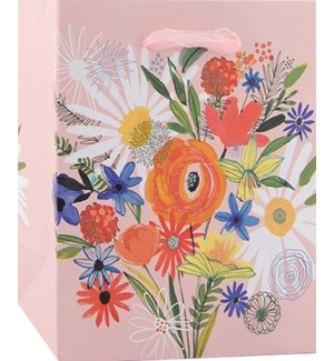 TOTE/Daisies And Daffodils M