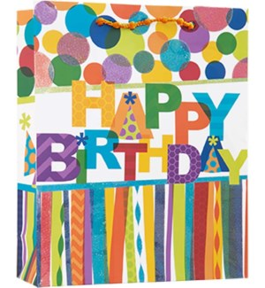 GIFTBAG/Happy Birthday Hooray