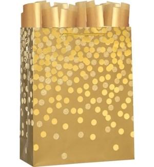 GIFTBAG/Gold Dazzle LG