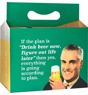 BEERCADDY/According To Plan