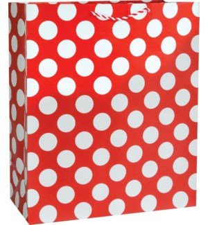 GIFTBAG/Dotte Grande Red XL