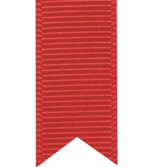 RIBBON/Red Grosgrain 5/8""